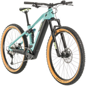 Cube Stereo Hybrid 120 Race 625, frozengreen'n'green